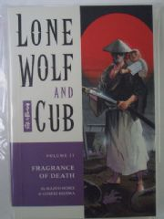 Lone Wolf and Cub Volume 21 TPB US 1st Edition